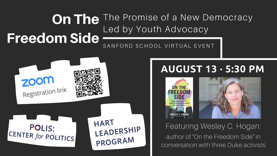 On The Freedom Side: The Promise Of A New Democracy Led By Youth
