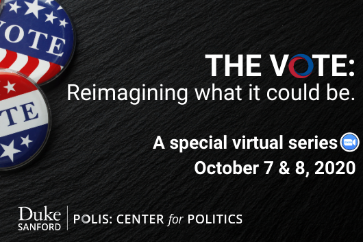 The Vote: Reimagining what it could be.